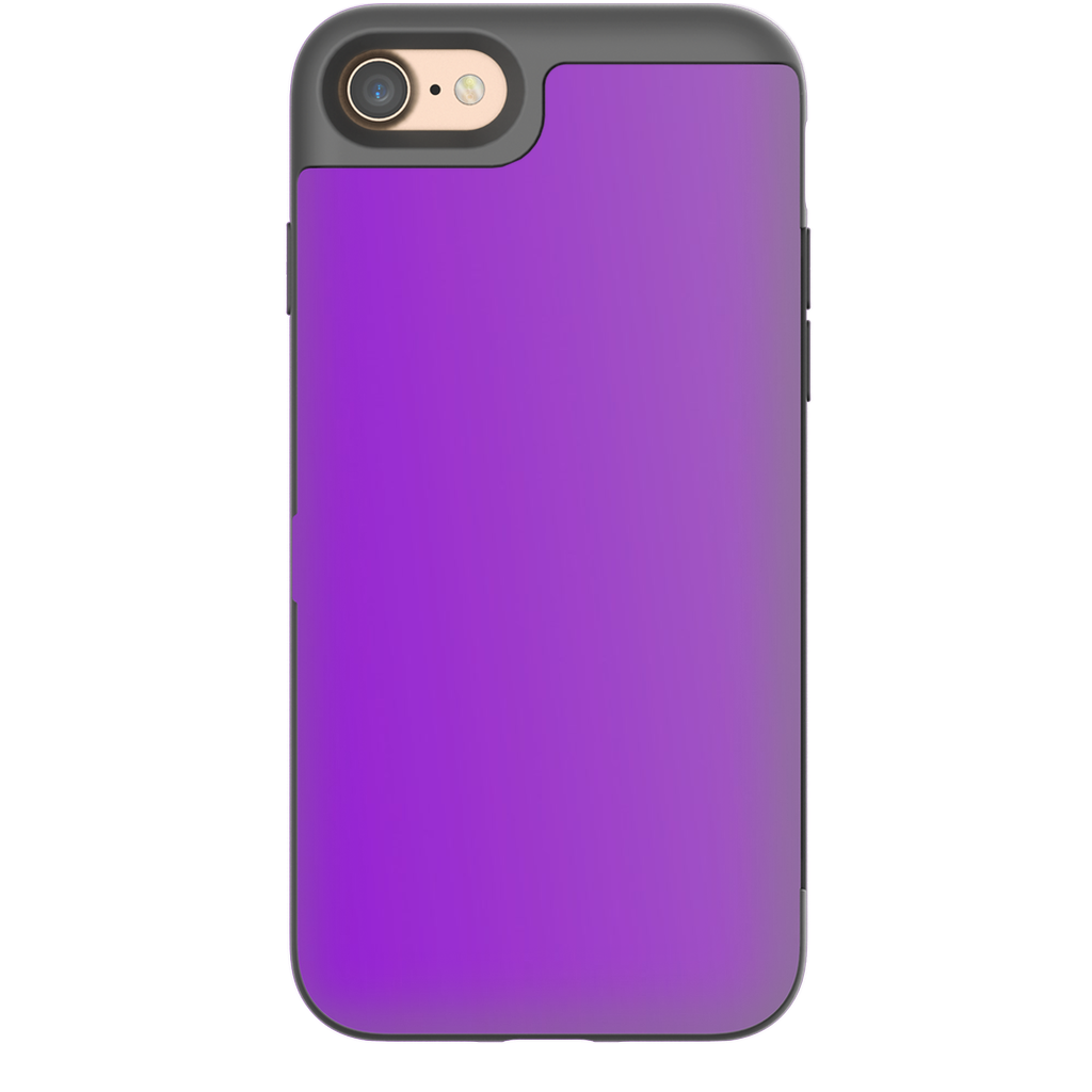 Castlefield Design Purple iPhone Cases