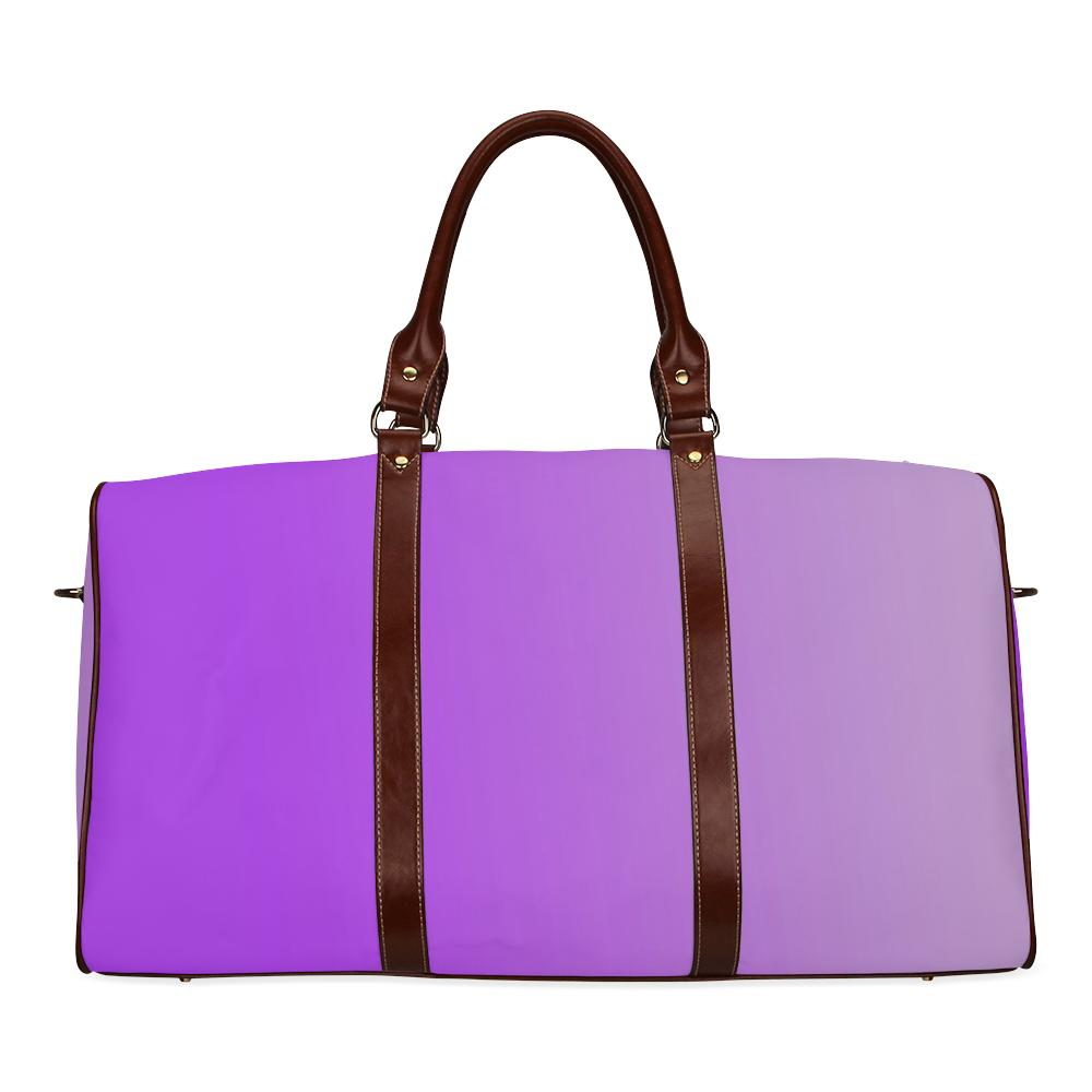 Castlefield Design Purple Travel Bags