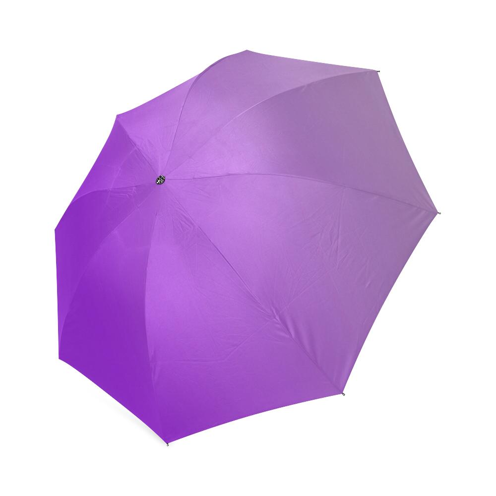 Castlefield Design Purple Umbrella