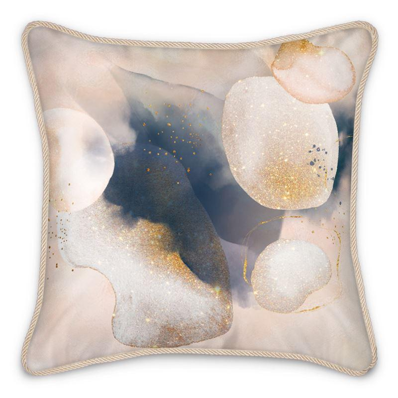 Castlefield Design Raina Silk Cushion