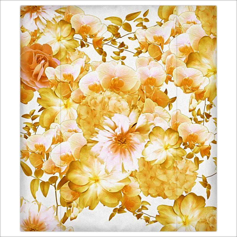 Castlefield Design Romantic Floral Duvet Set