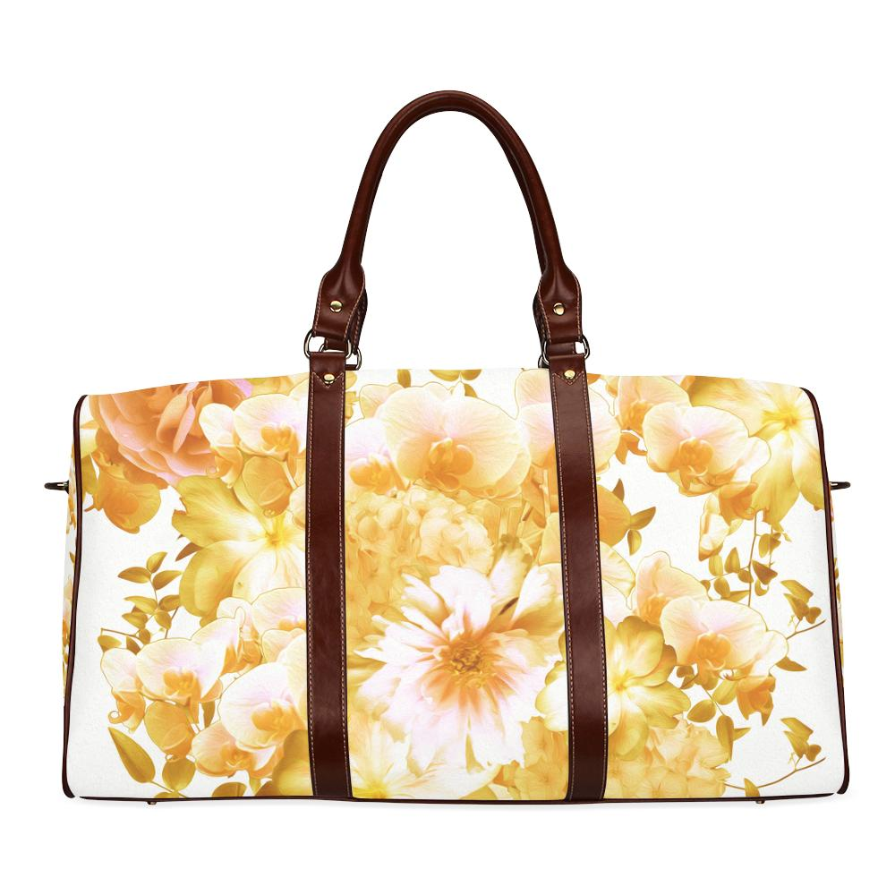 Castlefield Design Romantic Floral Travel Bags