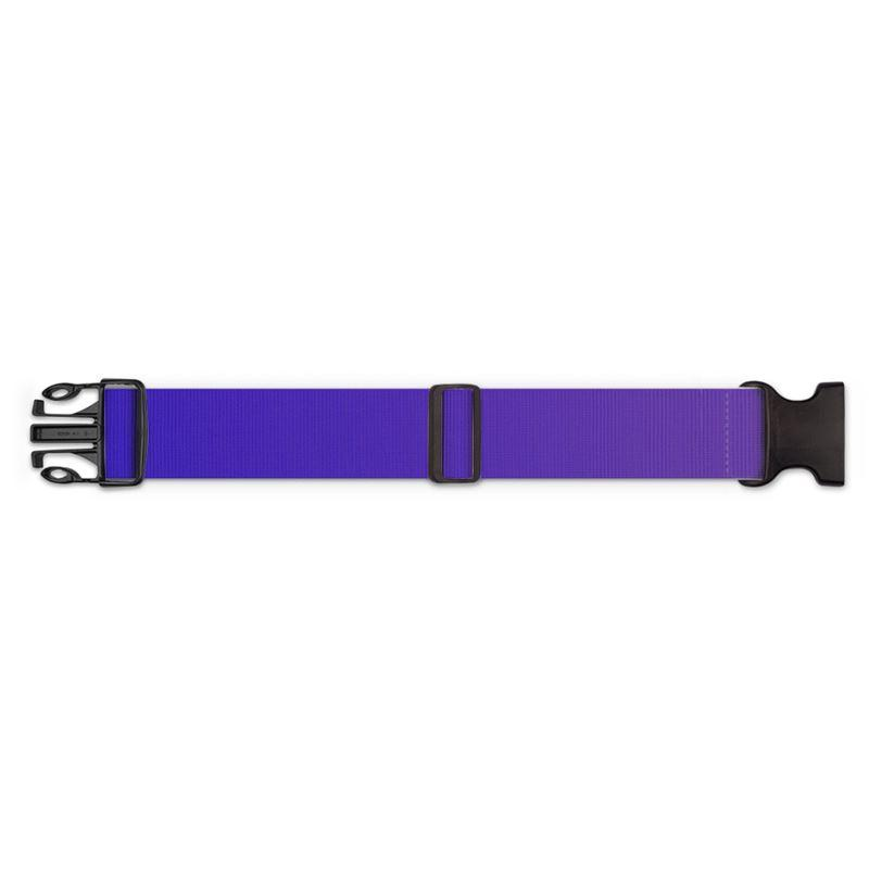 Castlefield Design Royal Blue Luggage Strap
