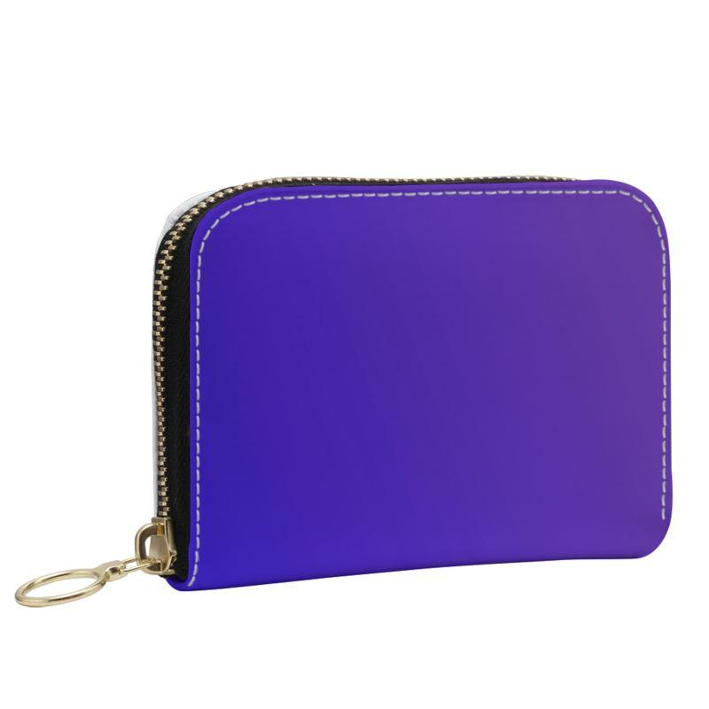 Castlefield Design Royal Blue Small Wallet