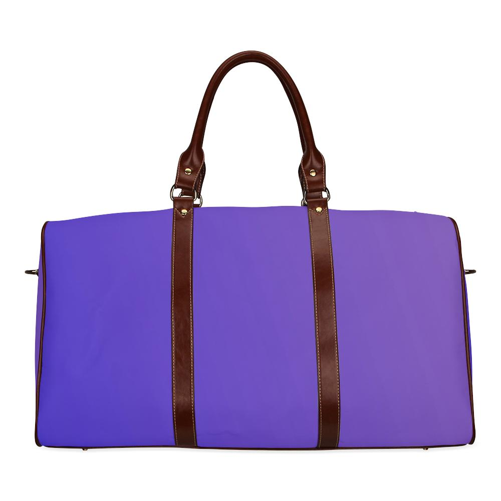 Castlefield Design Royal Blue Travel Bags