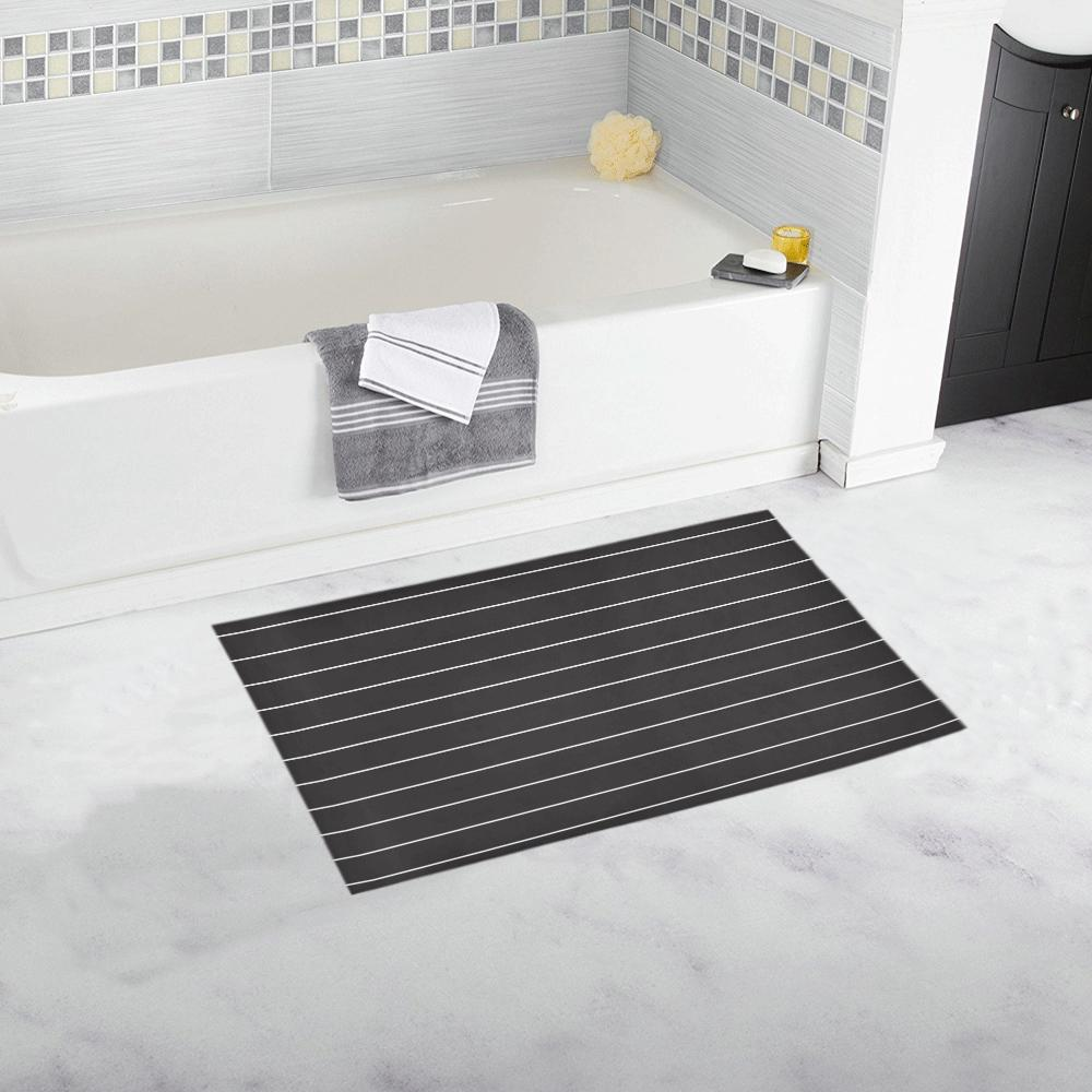 Castlefield Design Simple Stripes Bath Mats