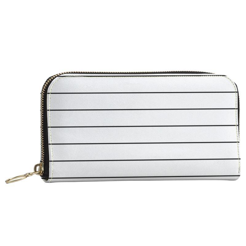 Castlefield Design Simple Stripes Large Wallet
