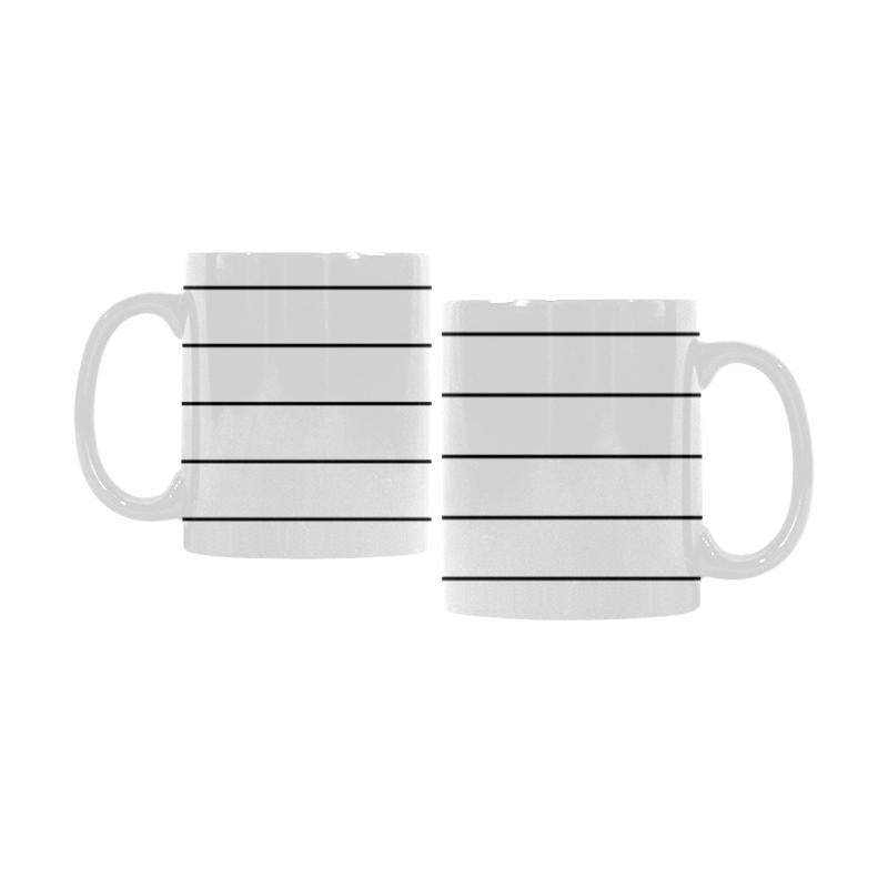 Castlefield Design Simple Stripes Mug