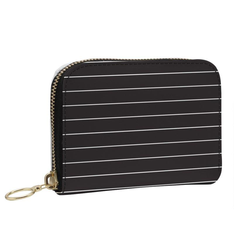 Castlefield Design Simple Stripes Small Wallet