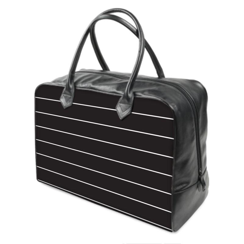 Castlefield Design Simple Stripes Weekender Bag