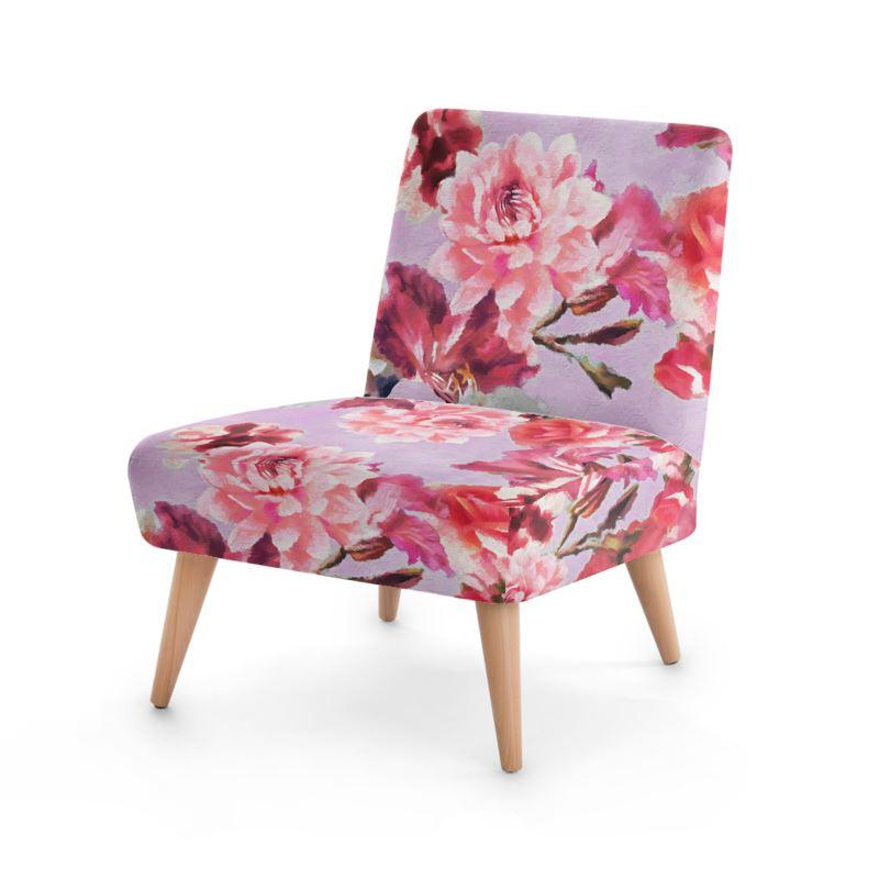 Castlefield Design Sunny Floral Chair