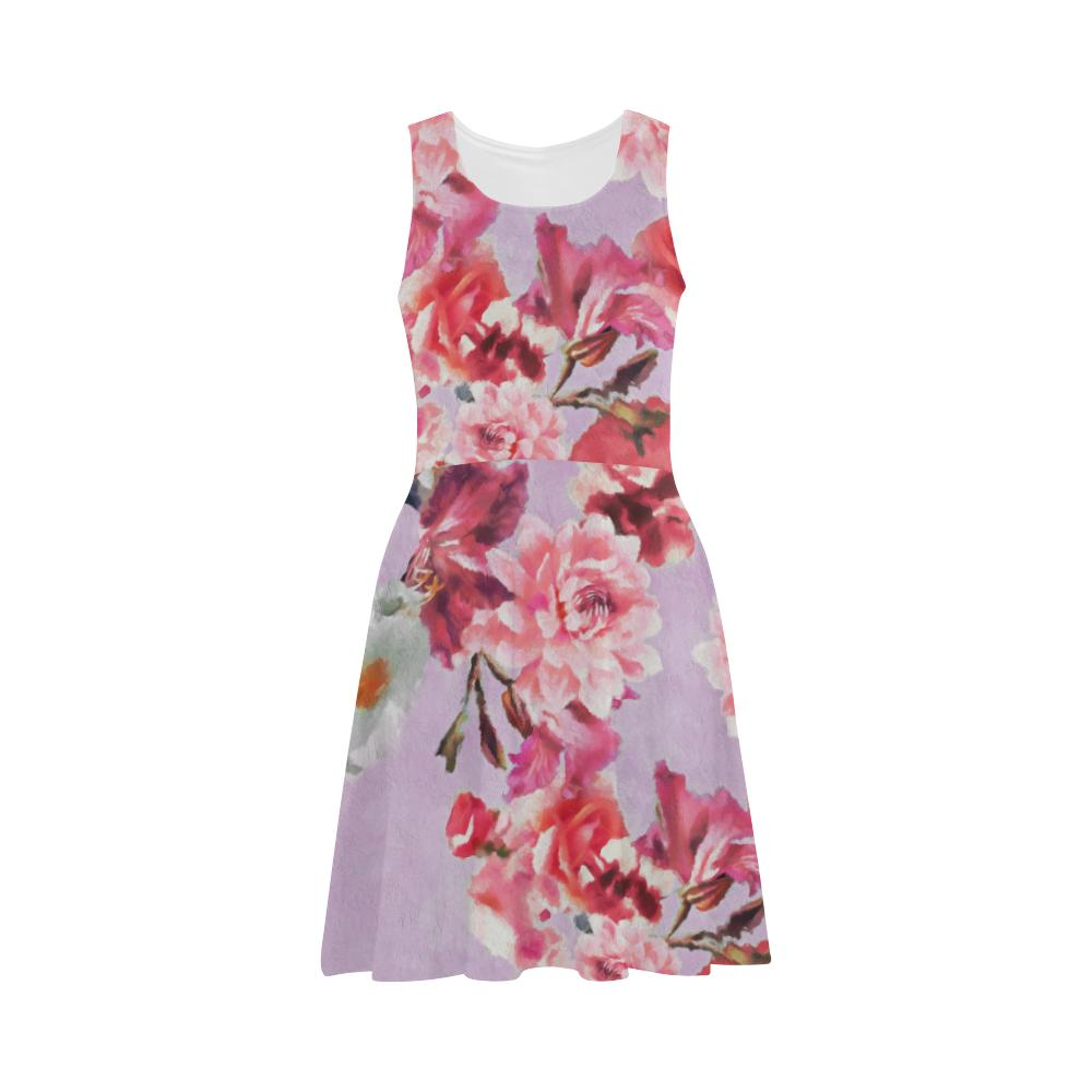Castlefield Design Sunny Floral Flare Dress