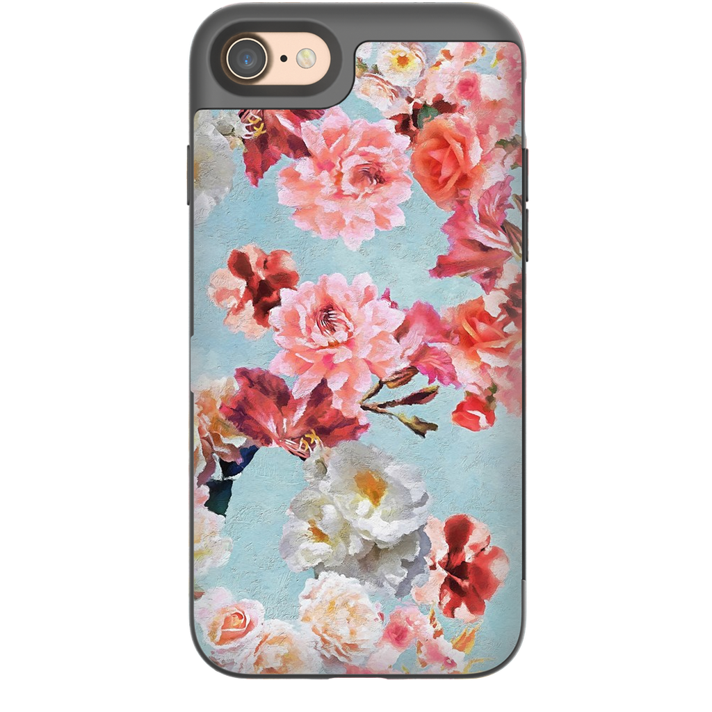Castlefield Design Sunny Floral iPhone Cases