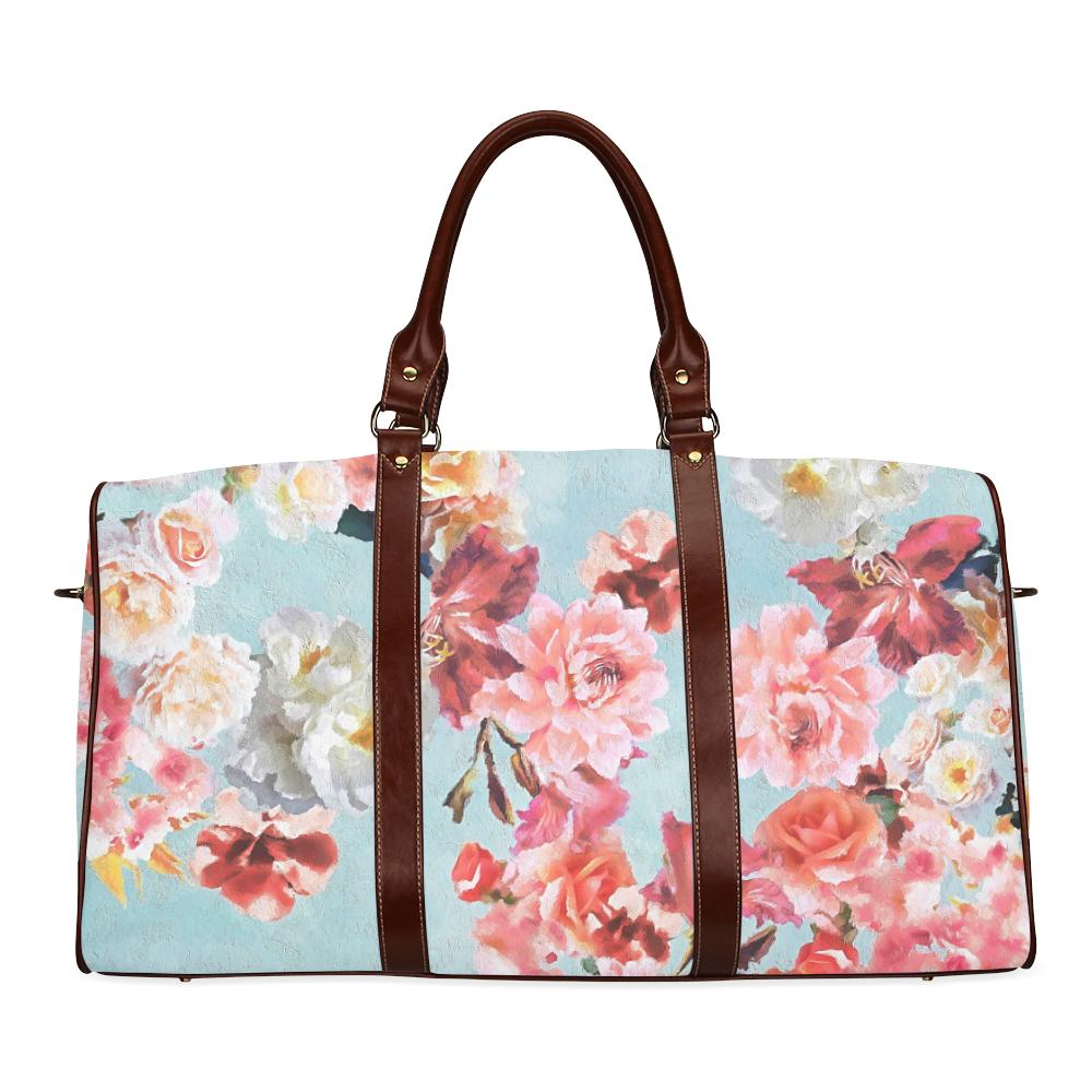 Castlefield Design Sunny Floral Travel Bags