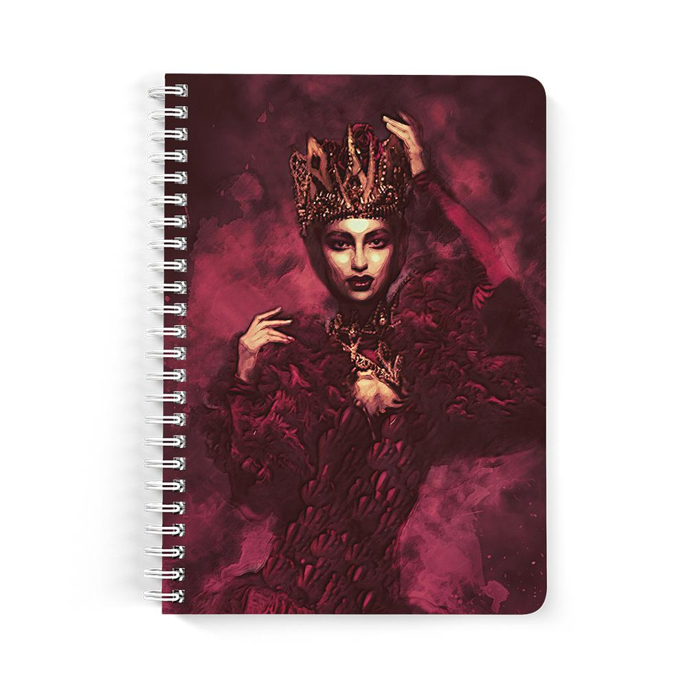 Castlefield Design The Red Queen Notebooks