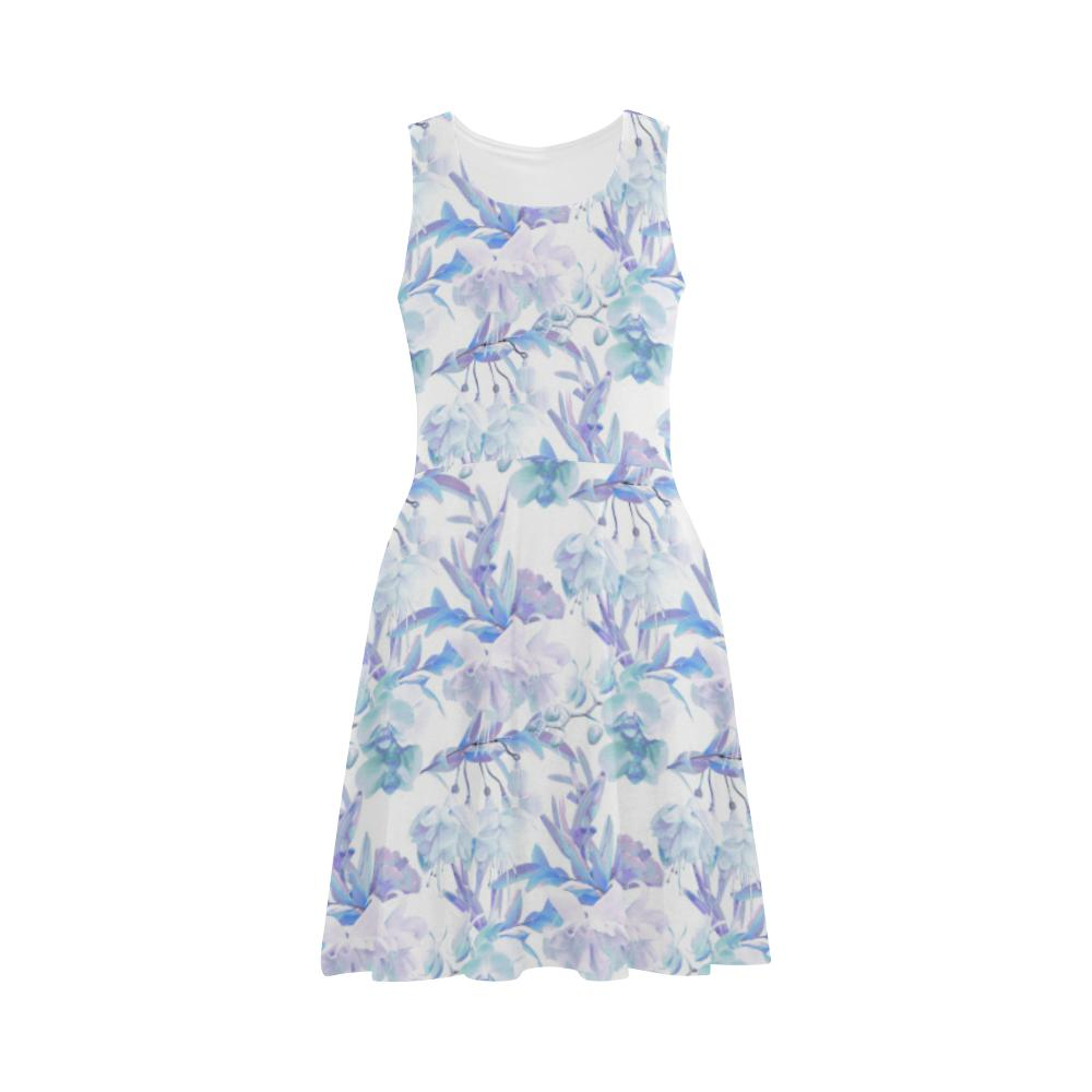 Castlefield Design Tropical Bahamas Flare Dress