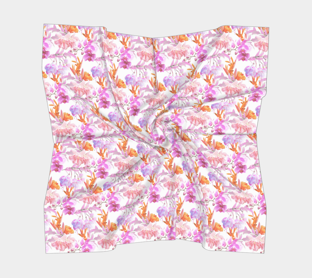 Castlefield Design Tropical Bahamas Scarves