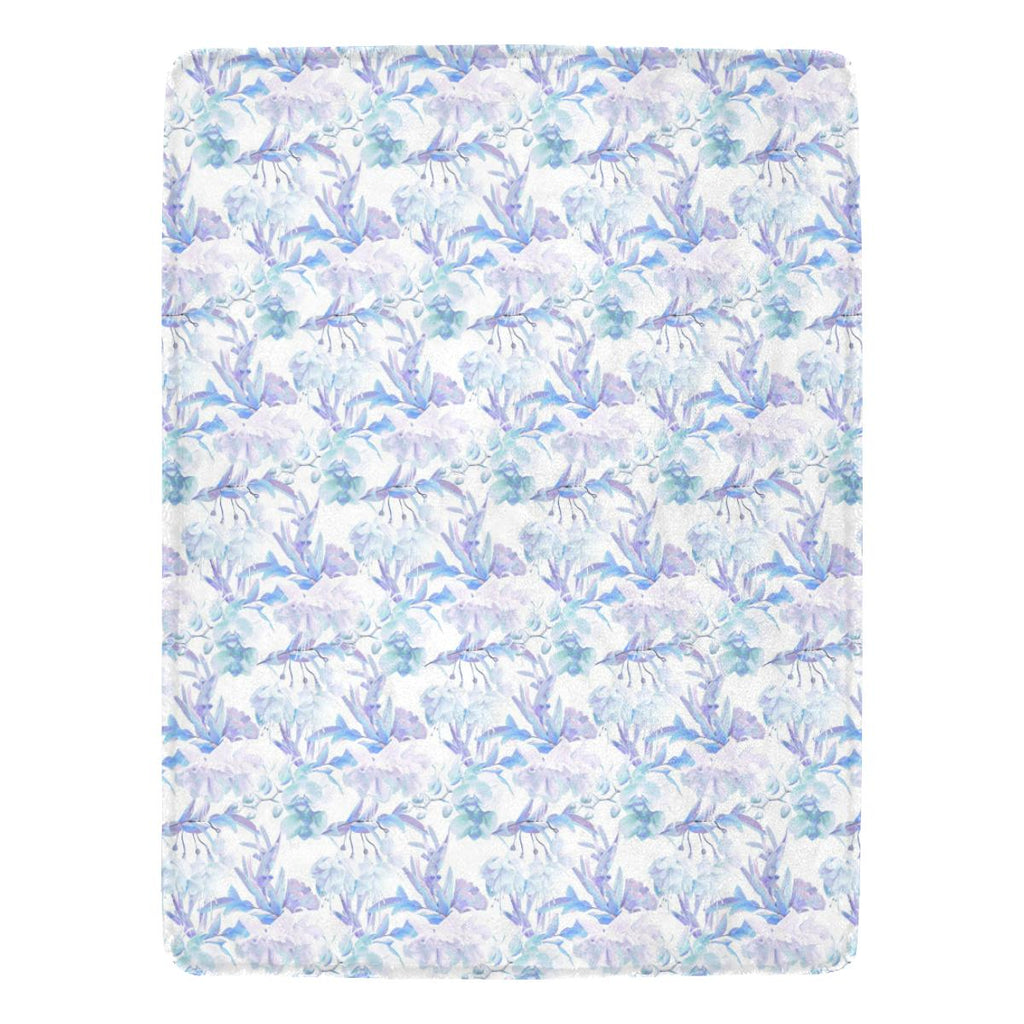 Castlefield Design Tropical Bahamas Throw Blanket