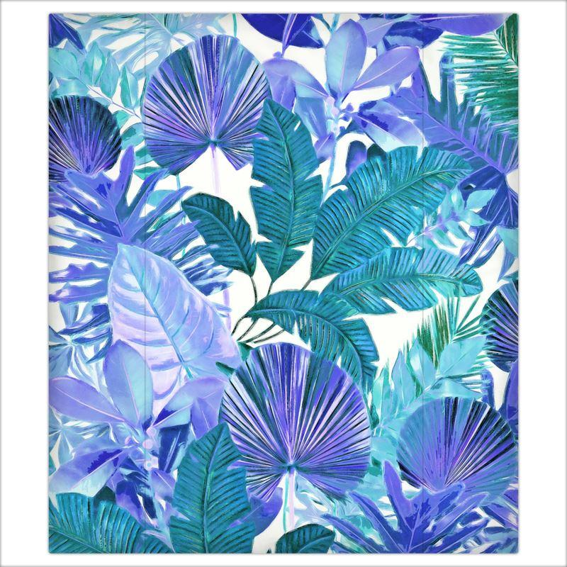 Castlefield Design Tropical Leaf Duvet Set
