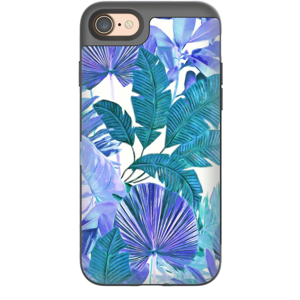 Castlefield Design Tropical Leaf iPhone Cases