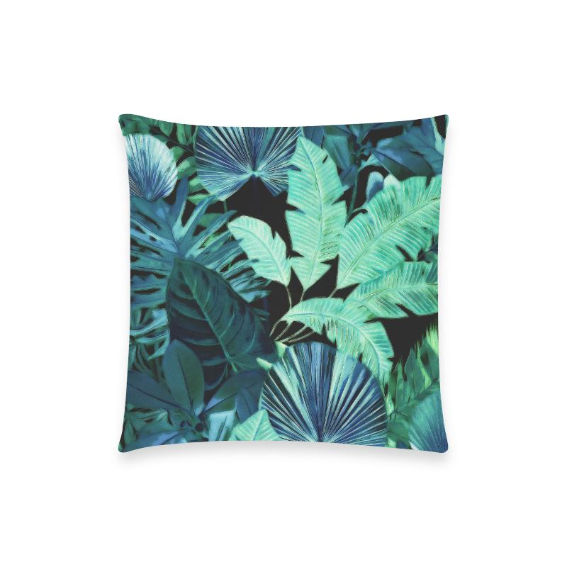 Castlefield Design Tropical Leaf Pillow Cases