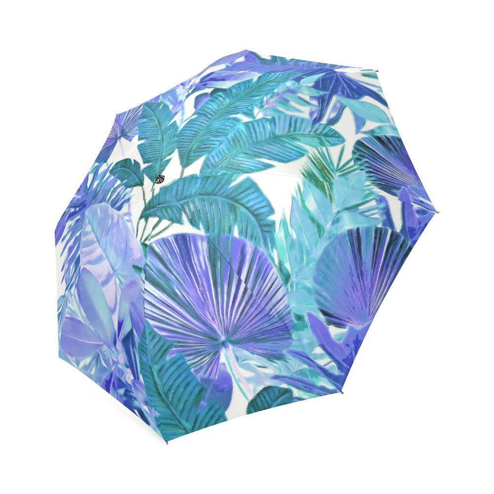 Castlefield Design Tropical Leaf Umbrella