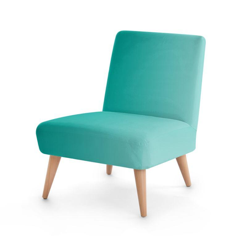 Castlefield Design Turquoise Chair