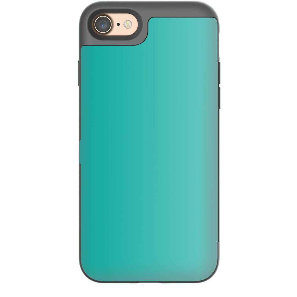 Castlefield Design Turquoise iPhone Cases