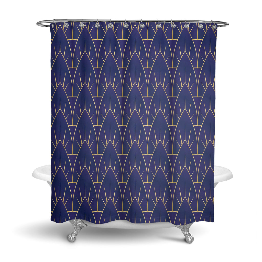 Castlefield Design Valenore Shower Curtain