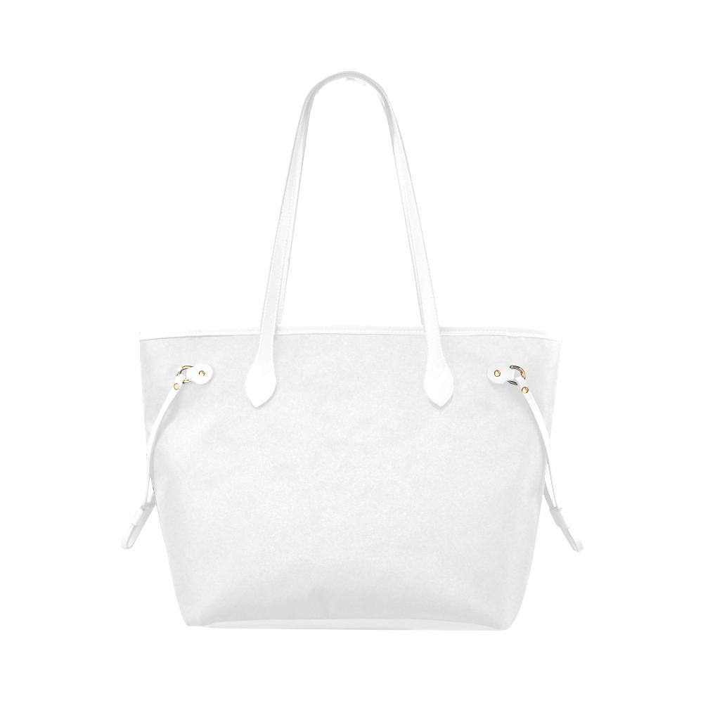 Castlefield Design White Canvas Tote