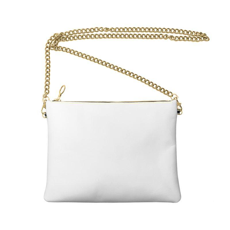 Castlefield Design White Crossbody Bag