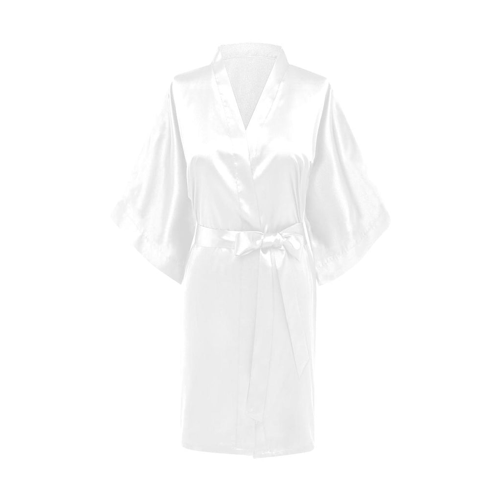 Castlefield Design White Satin Robes