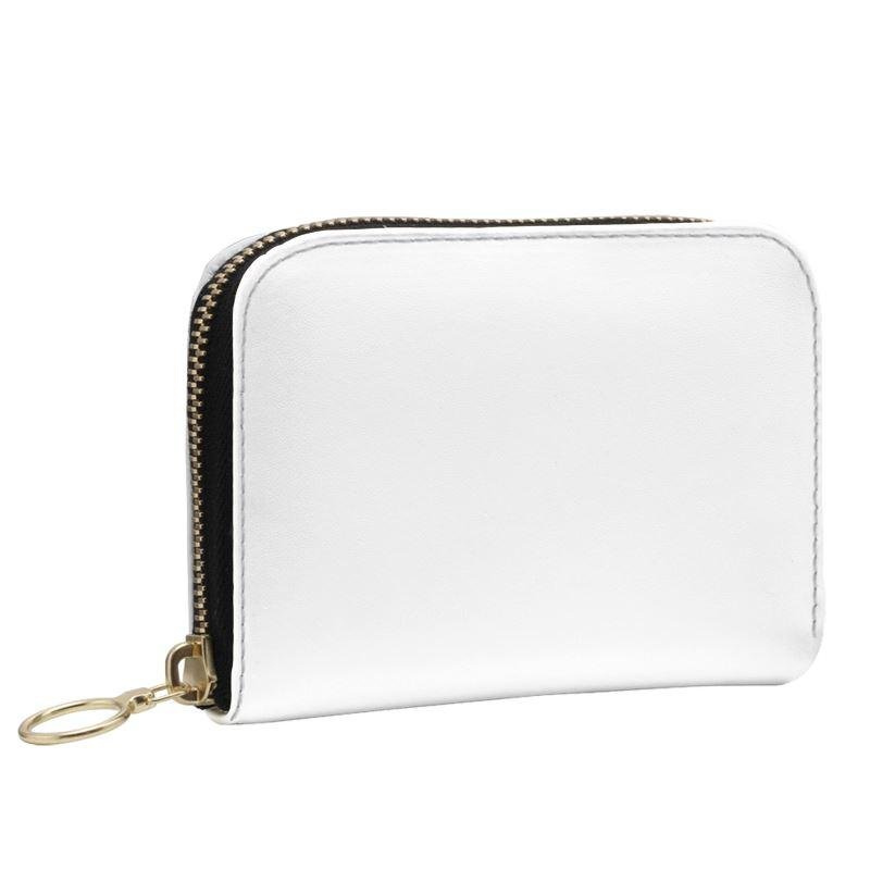 Castlefield Design White Small Wallet