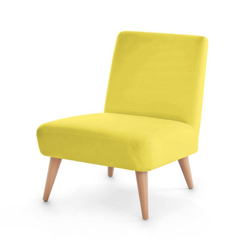 Castlefield Design Yellow Chair