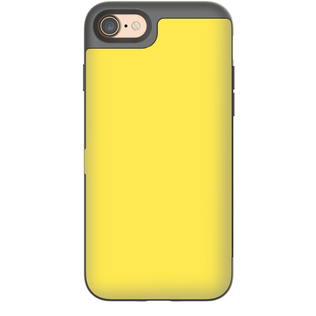 Castlefield Design Yellow iPhone Cases