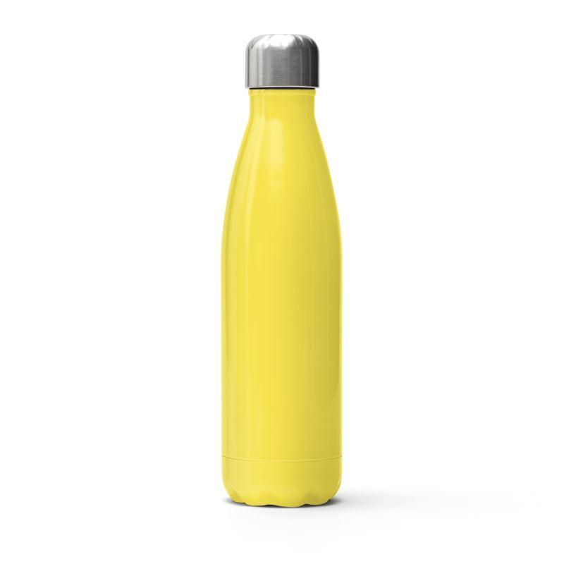 Castlefield Design Yellow Thermal Bottle