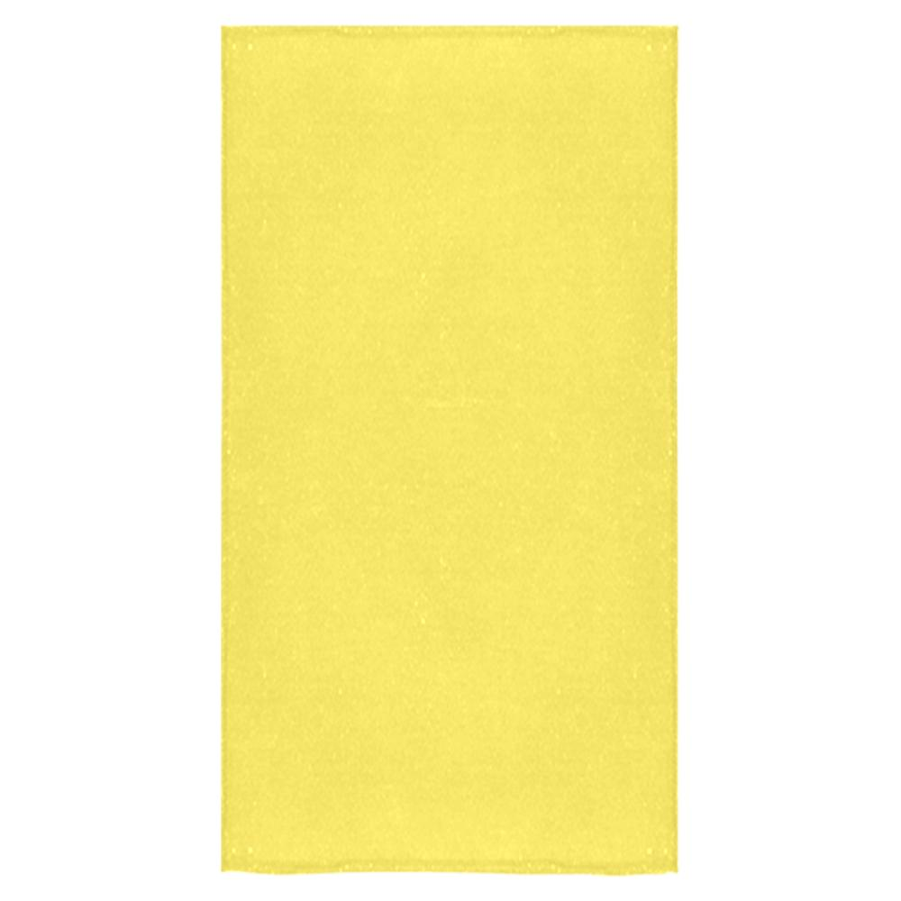 Castlefield Design Yellow Towels