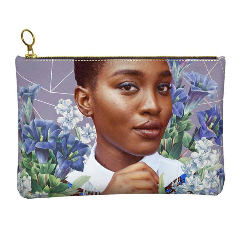 Castlefield Design Zahra Leather Clutch