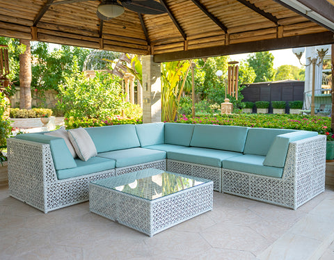 Outdoor Furniture Sofa Set Collection