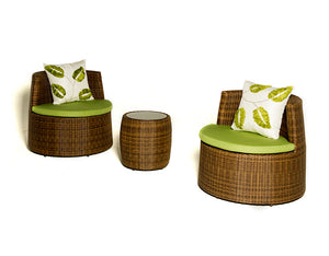 Dreamline Outdoor Garden Patio Sofa Set