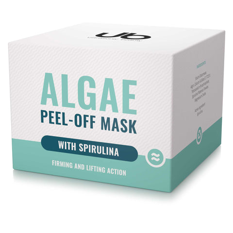 Algae mask for face