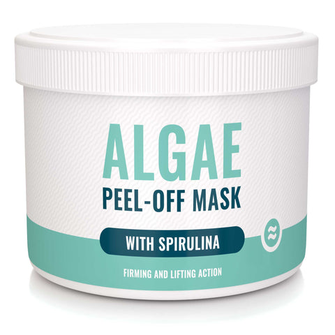 algae peel off mask with spirulina