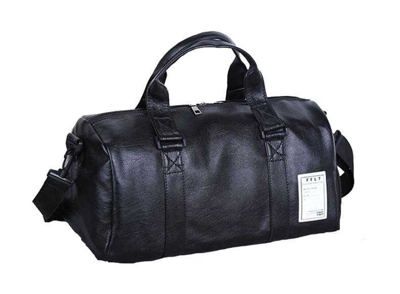 Leather Dry/Wet Sports Bags - Hiit-Gears