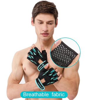 Professional Unisex Gym Gloves - Hiit-Gears