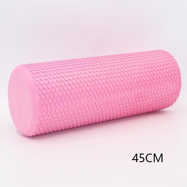 High-Density Yoga Foam Roller - Hiit-Gears