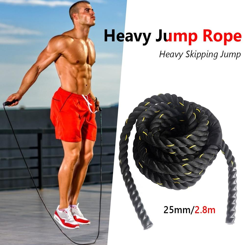Heavy Duty Jump/Battle Ropes - Hiit-Gears