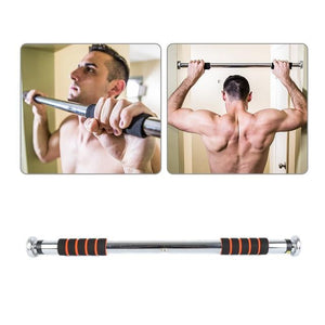 Door Mounted Horizontal Pull Up Bar - Hiit-Gears