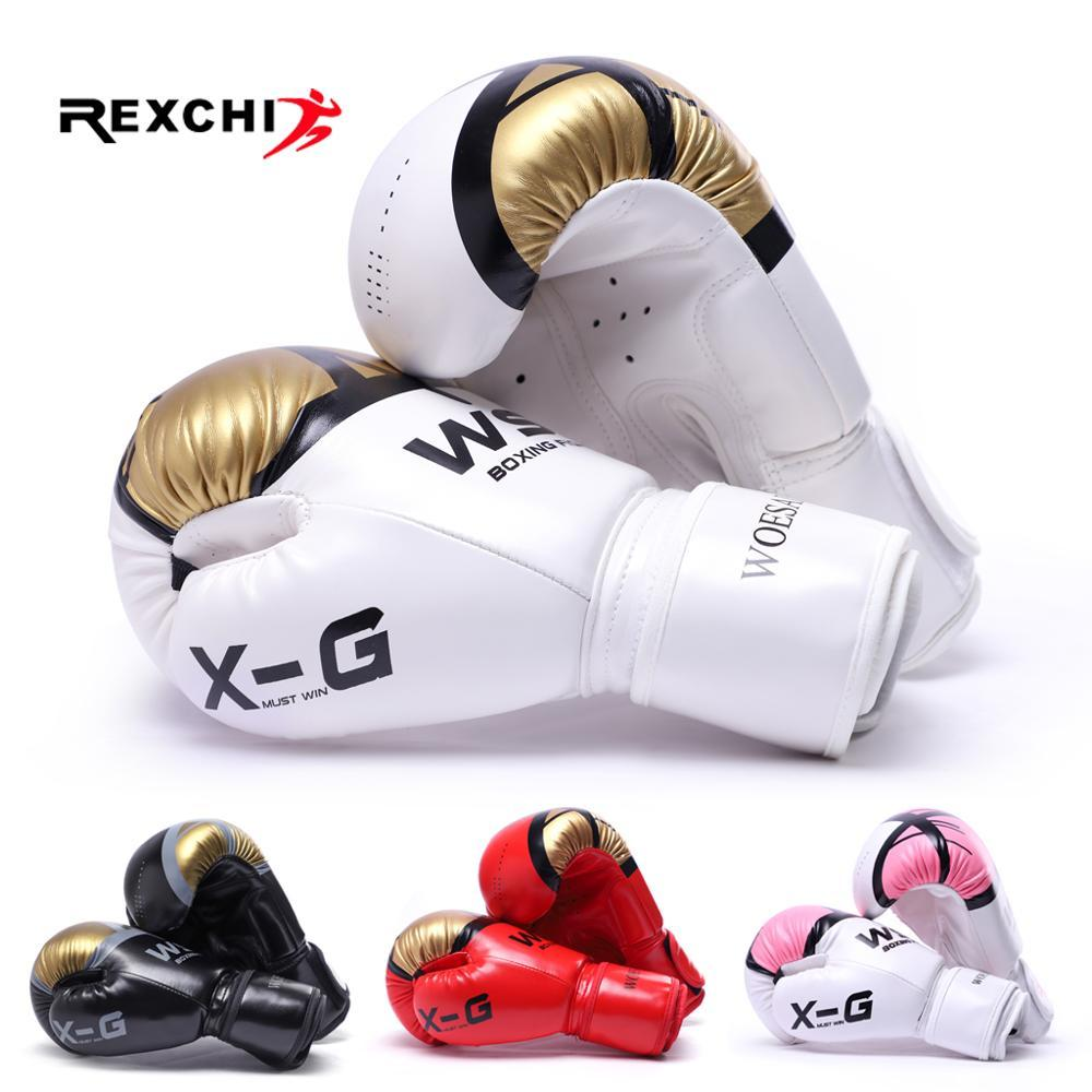 REXCHI Boxing Gloves - Hiit-Gears