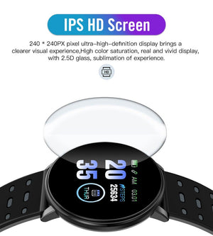 2020 Model Unisex Bluetooth Smart Fitness Watch - Hiit-Gears