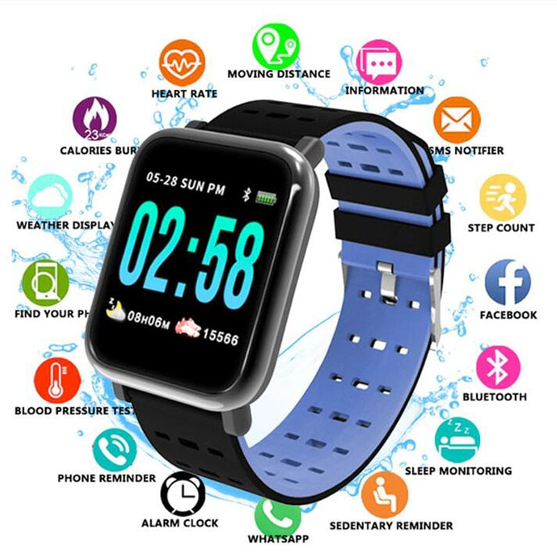 Waterproof Smart Watch For Android/IOS